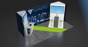 Custom Tradeshow Exhibit Idea - Divinitas #41