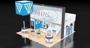 Custom Tradeshow Exhibit Idea - Divinitas #26