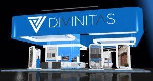 Custom Tradeshow Exhibit Idea - Divinitas #22