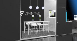 Custom Tradeshow Exhibit Idea - Divinitas #12