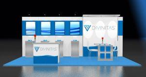 Custom Tradeshow Exhibit Idea - Divinitas #40
