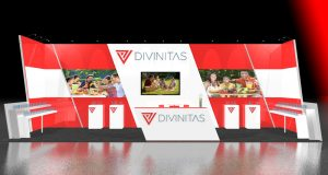 Custom Tradeshow Exhibit Idea - Divinitas #34