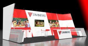 Custom Tradeshow Exhibit Idea - Divinitas #32