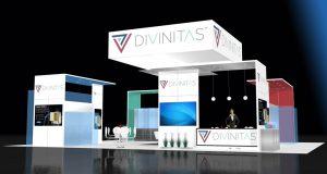 Custom Tradeshow Exhibit Idea - Divinitas #11