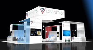 Custom Tradeshow Exhibit Idea - Divinitas #9