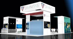 Custom Tradeshow Exhibit Idea - Divinitas #8